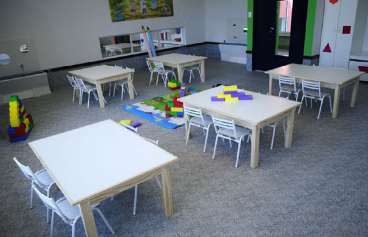 Reabren los Centros de Primera Infancia en Salta: el COE aprobó su protocolo de funcionamiento