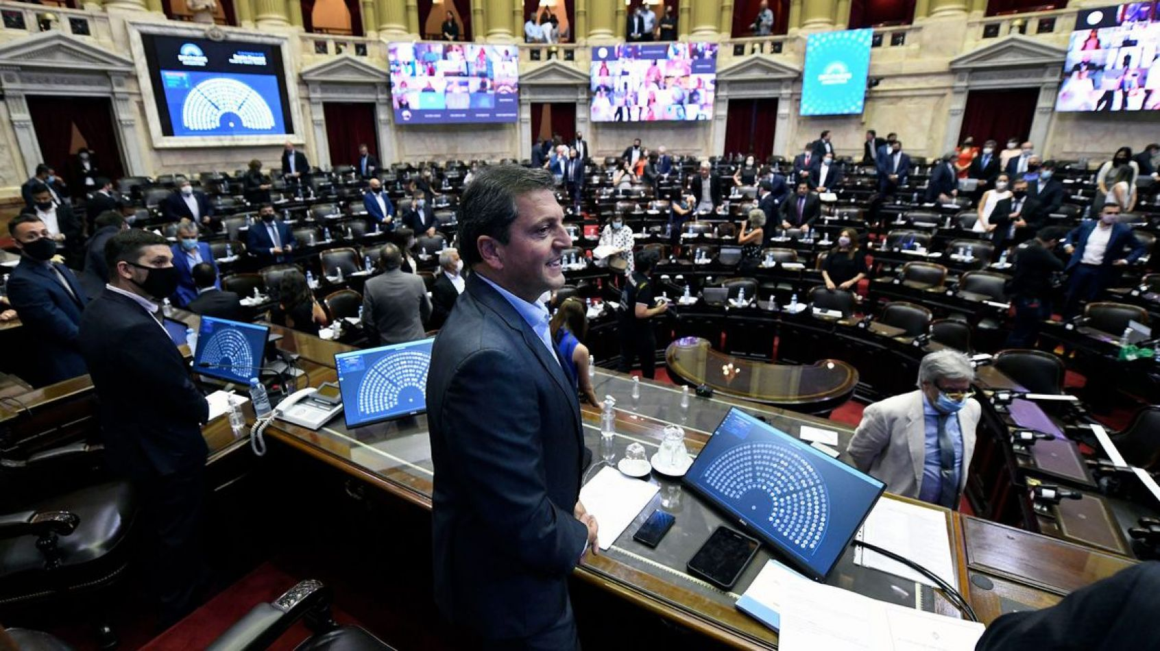 Inició en Diputados la discusión por Ganancias