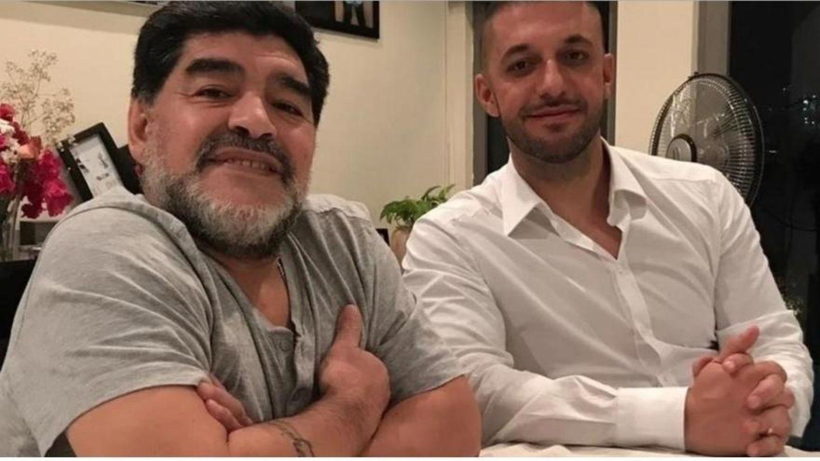 """""""A Maradona lo mataron Rocío Oliva, la cuarentena y los problemas médicos"""""""