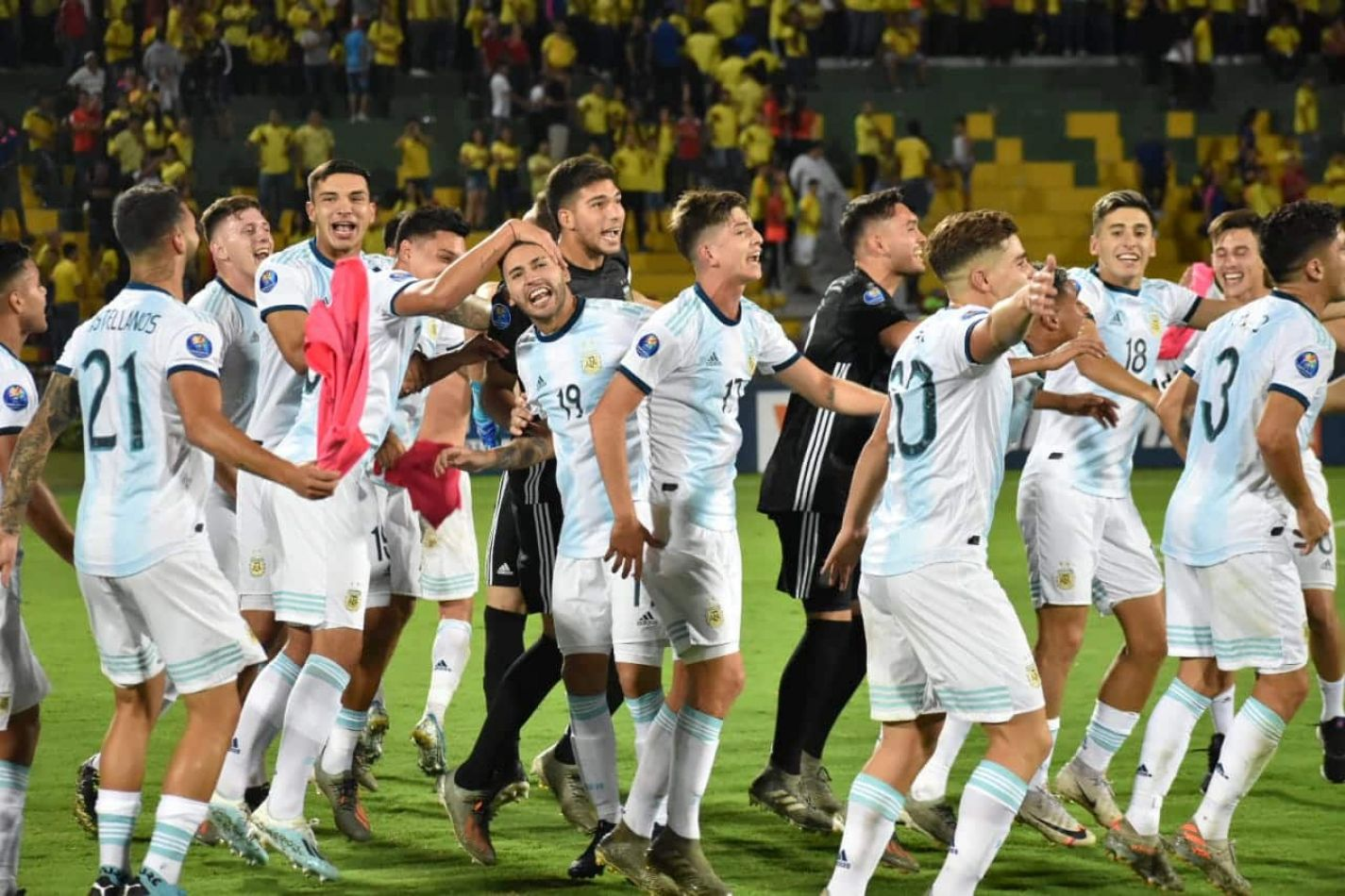 Juegos Olímpicos Tokio 2021: Argentina conoce sus rivales en fútbol  masculino y femenino - Deportes - Salta Comparativa, Salta, Argentina