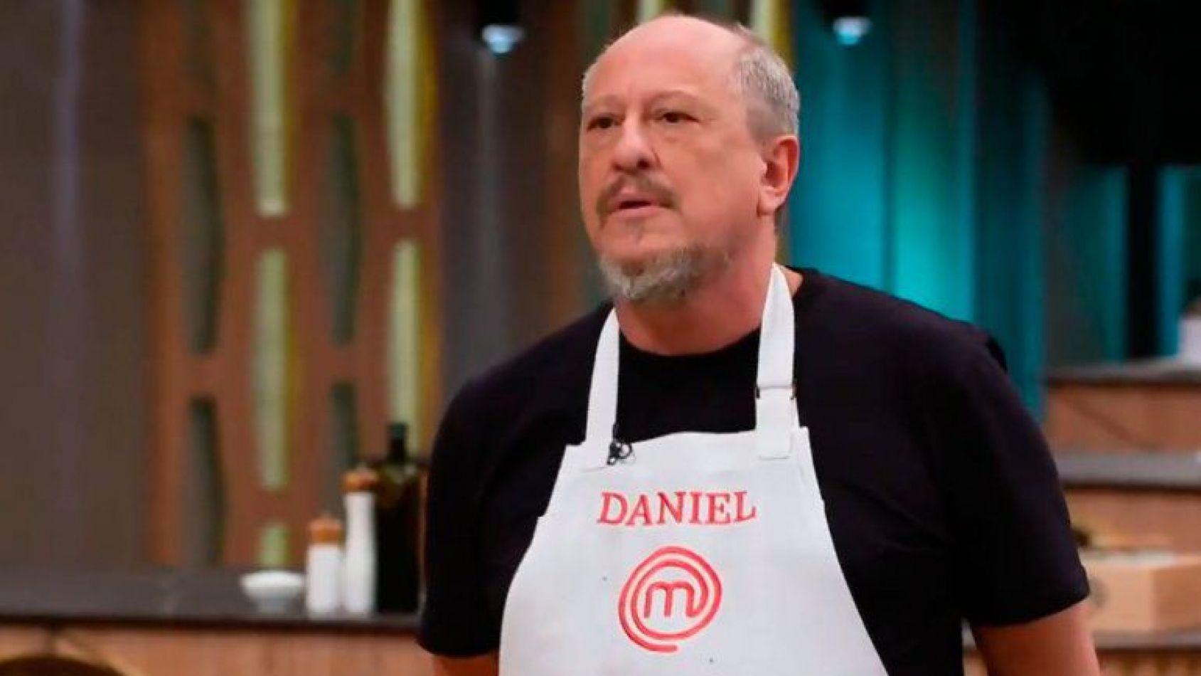 Daniel Aráoz estuvo al borde de abandonar MasterChef Celebrity II: por qué