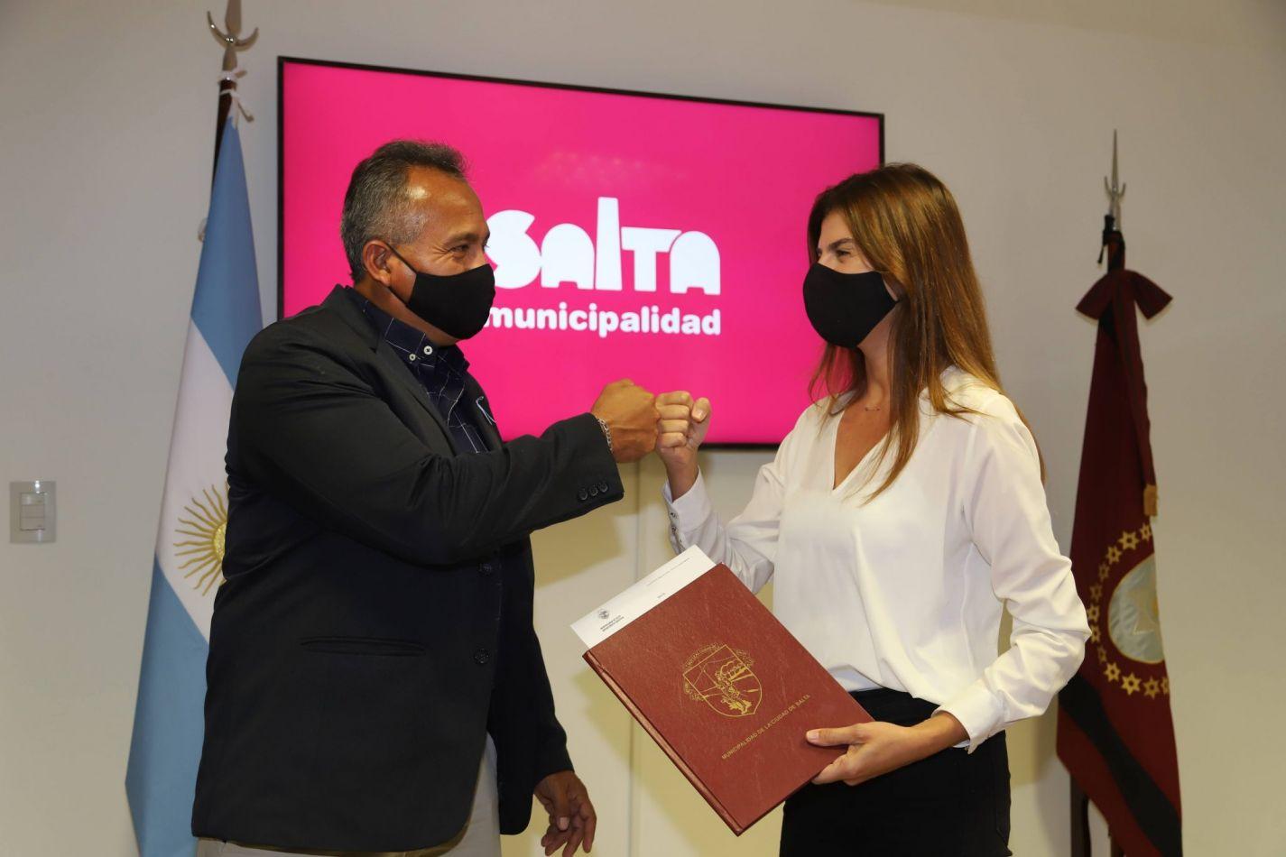 Tonini renunció para ser candidato y Federico Casas lo reemplazará en Servicios Públicos