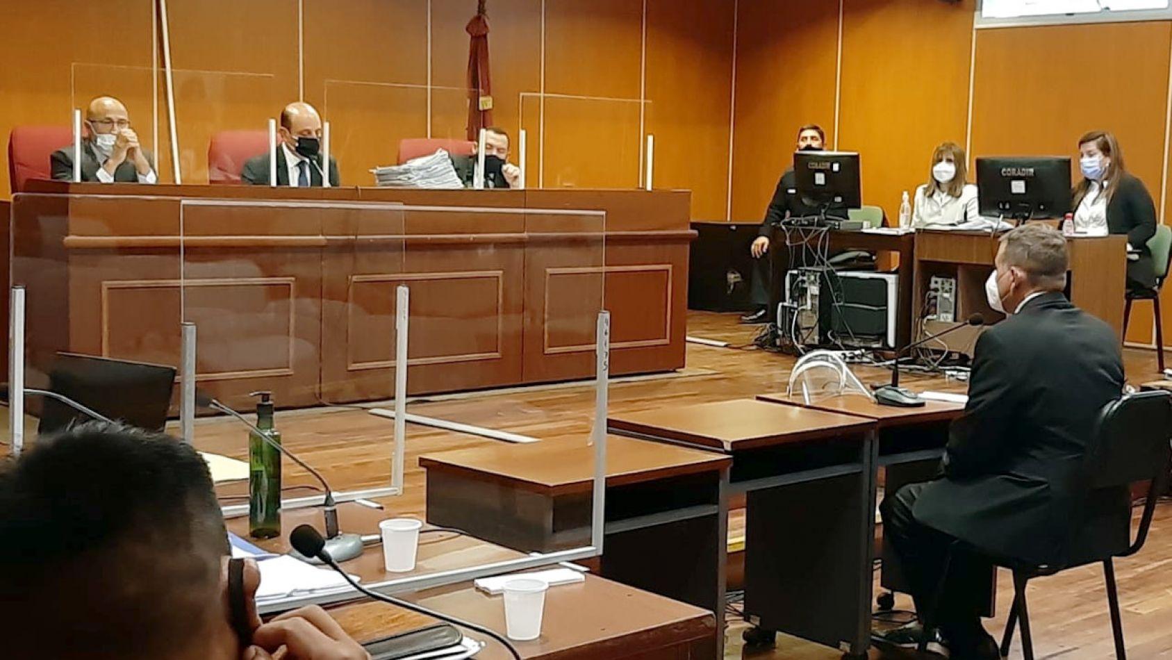 Crimen de Jimena Salas: en el primer día el viudo confesó que engañó a Jimena y luego declaró la niñera