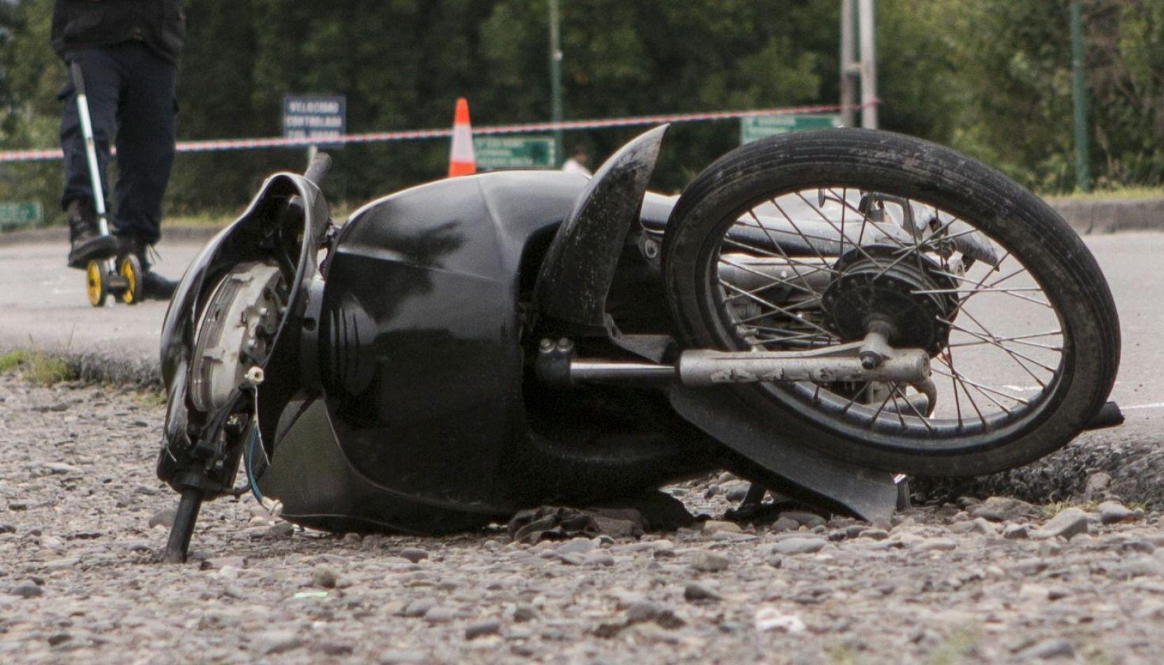 Camionero ebrio mató a un motociclista y huyó: lo atraparon y fue imputado por homicidio