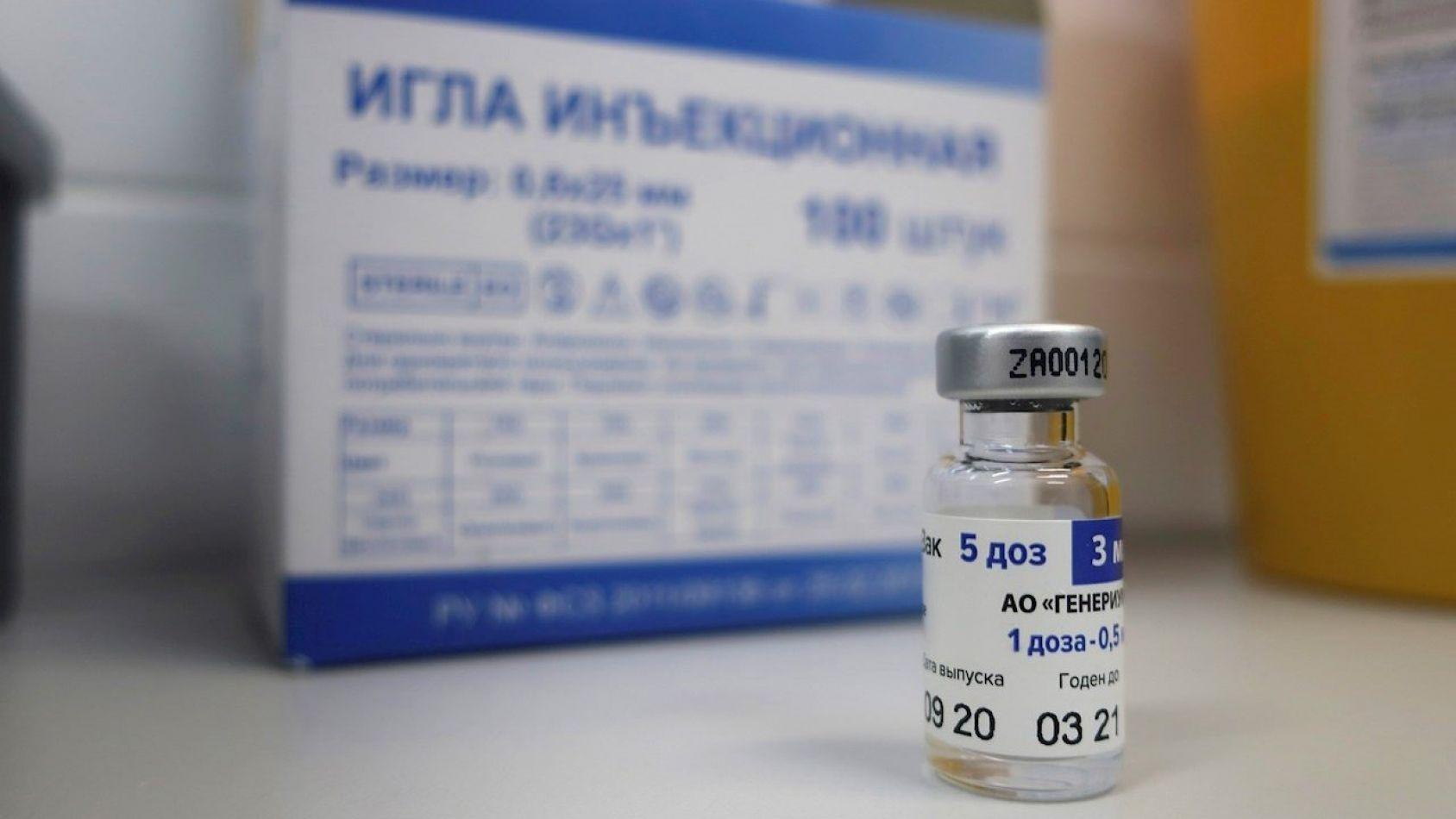 Lanzan la vacuna Sputnik Light: una sola dosis para combatir el coronavirus