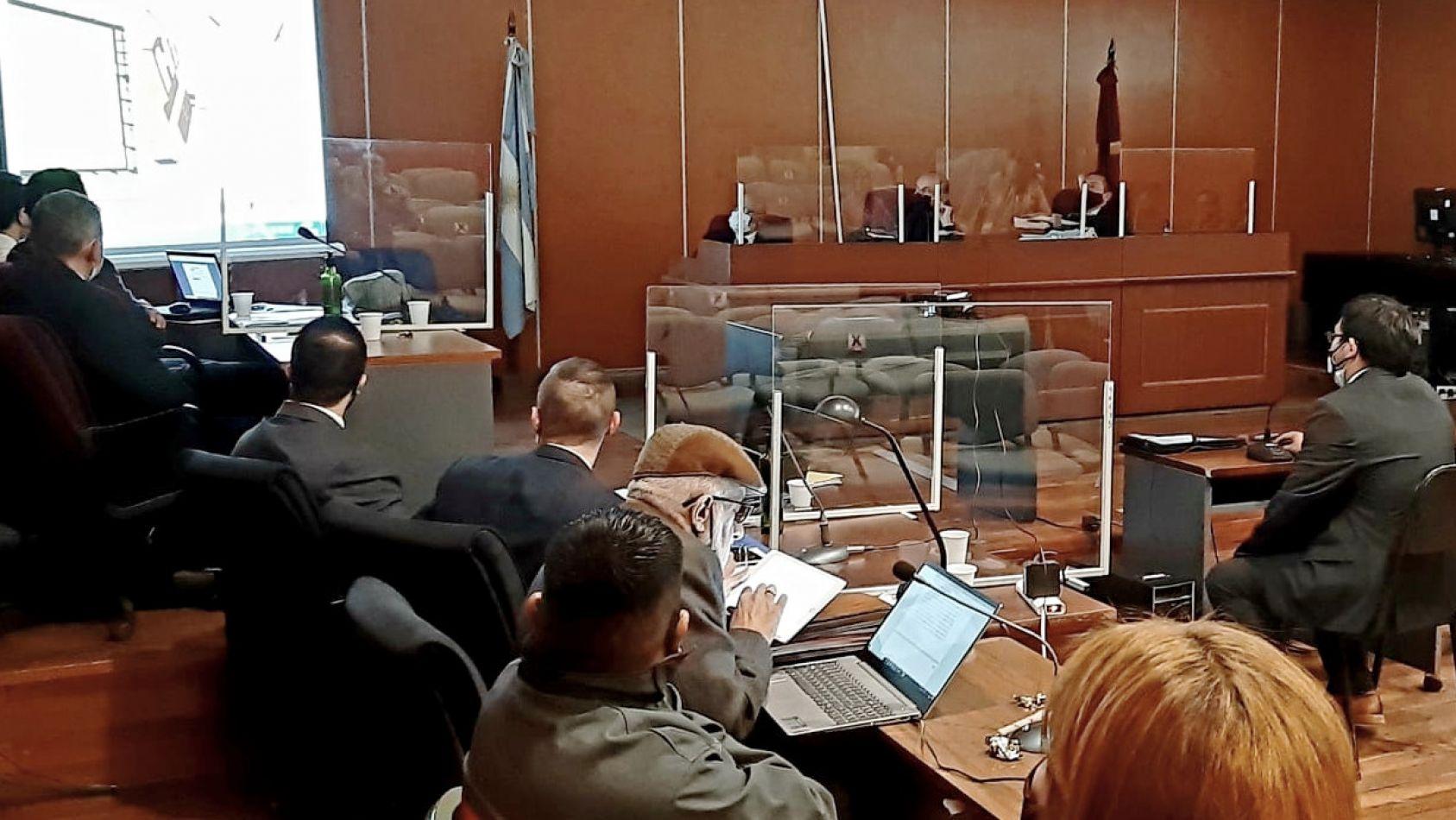 Crimen de Jimena Salas: el informe criminológica establece que dos personas participaron del femicidio