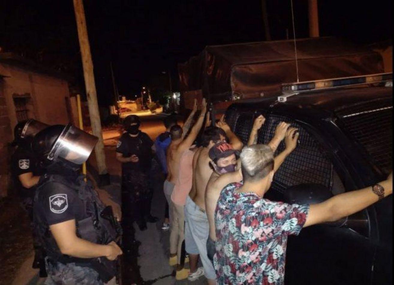 En Santa Fe multarán con 1 millón de pesos a quienes organicen fiestas clandestinas