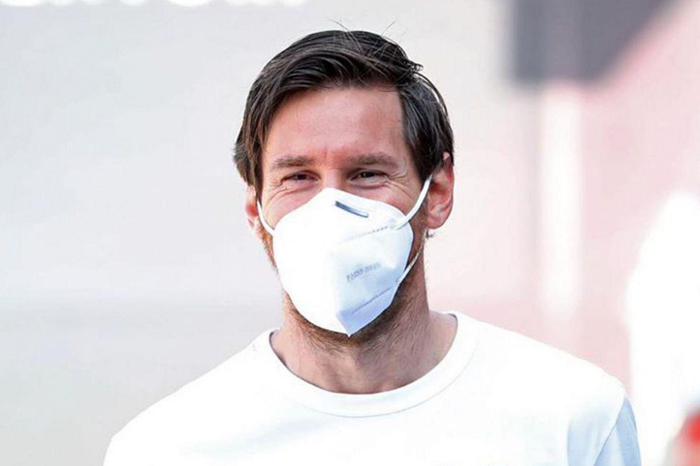 32 respiradores que donó Lionel Messi están retenidos hace 10 meses en el depósito del aeropuerto