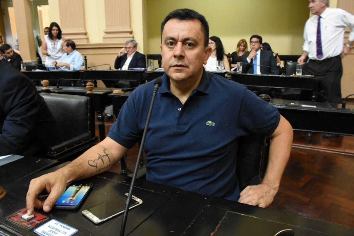 El Senado autorizó un allanamiento en la casa del legislador Héctor D'Auría