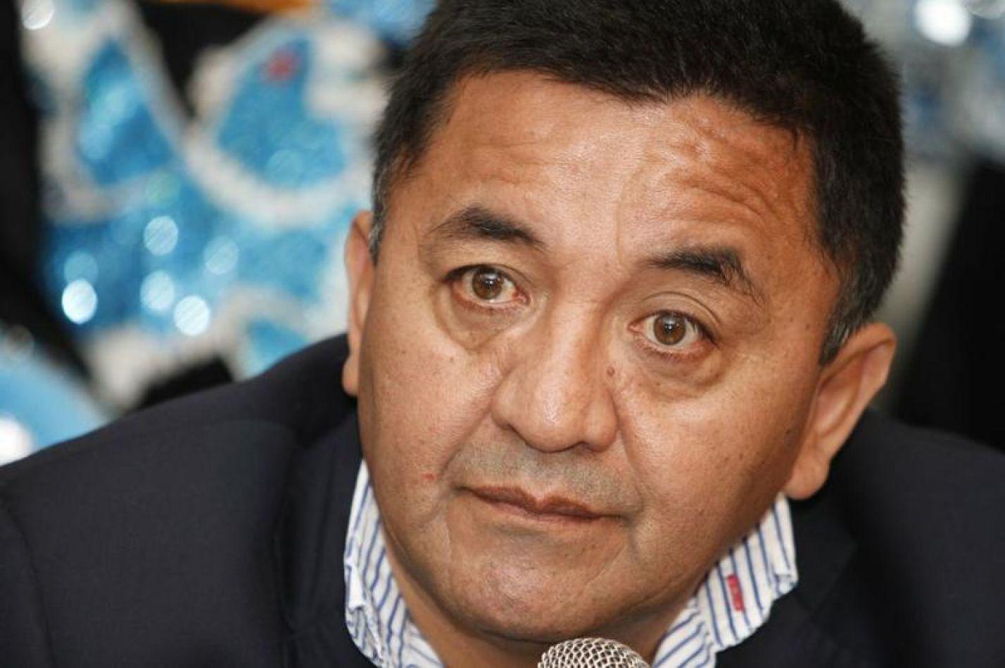 """El pedido de desafuero del """"Topo"""" Ramos ingresó al Senado"""