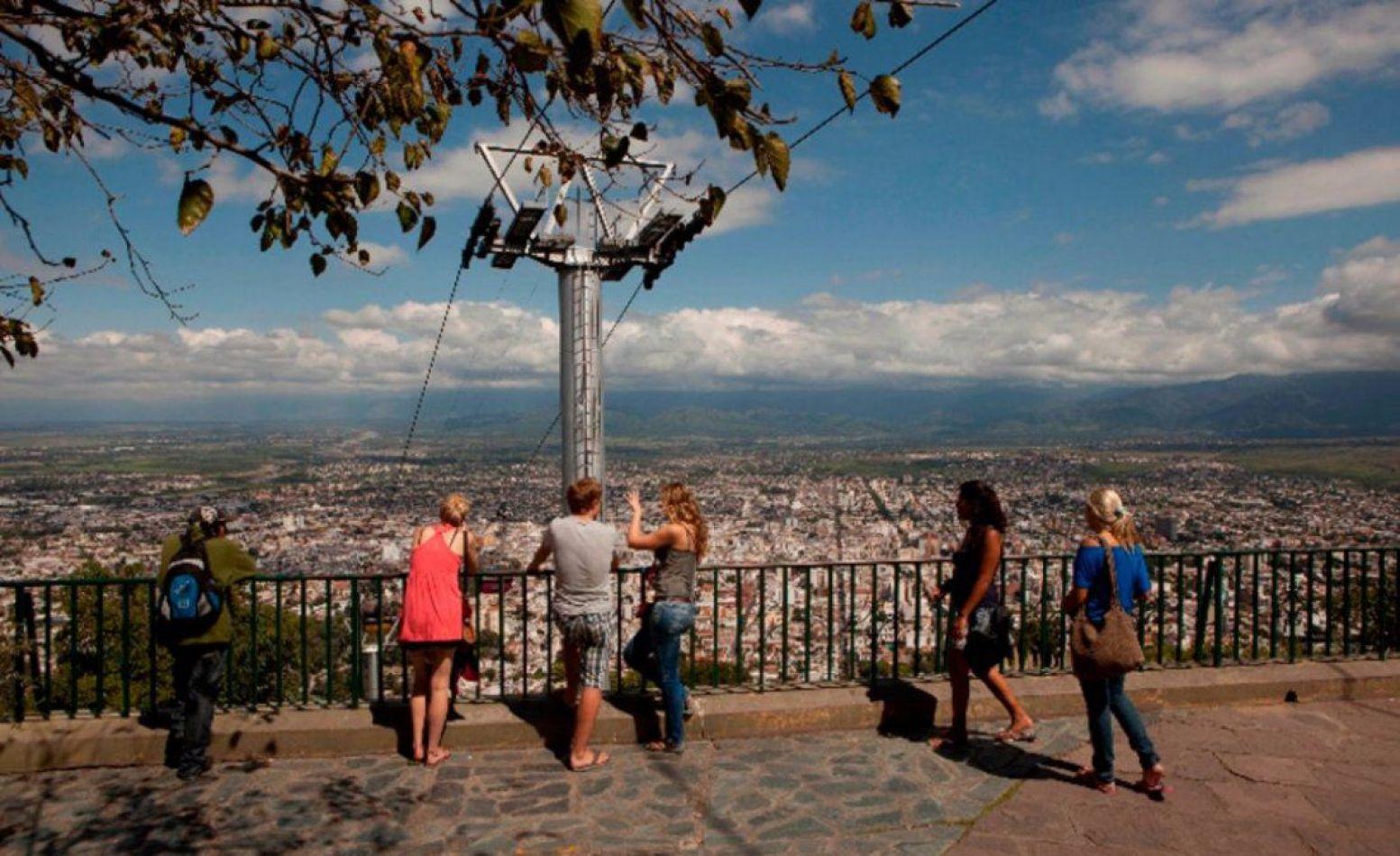 Vacaciones de invierno: más de 18 mil turistas visitaron la ciudad de Salta en estas dos semanas
