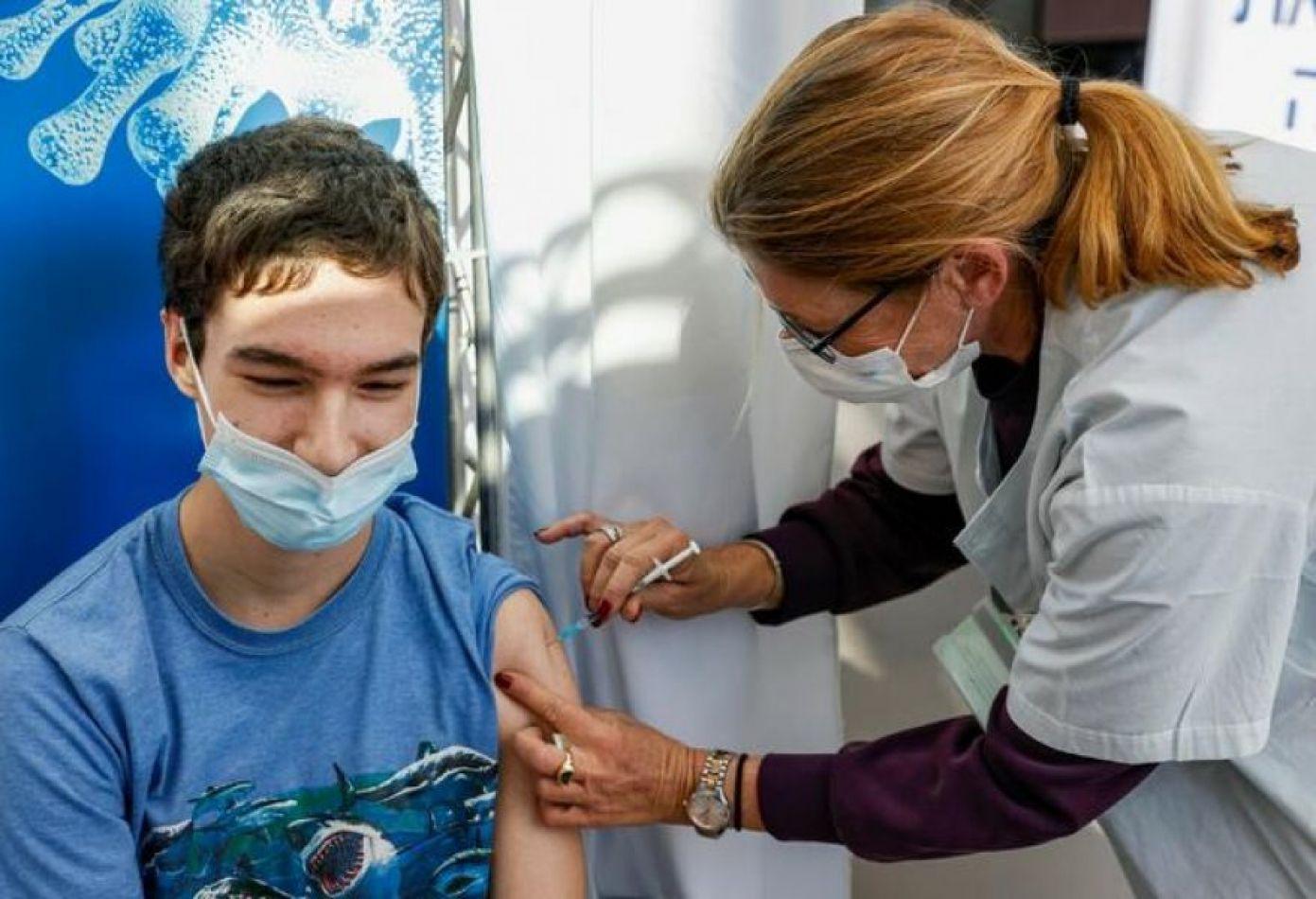 Salta comenzará a vacunar a los menores de 18 años con factores de riesgo