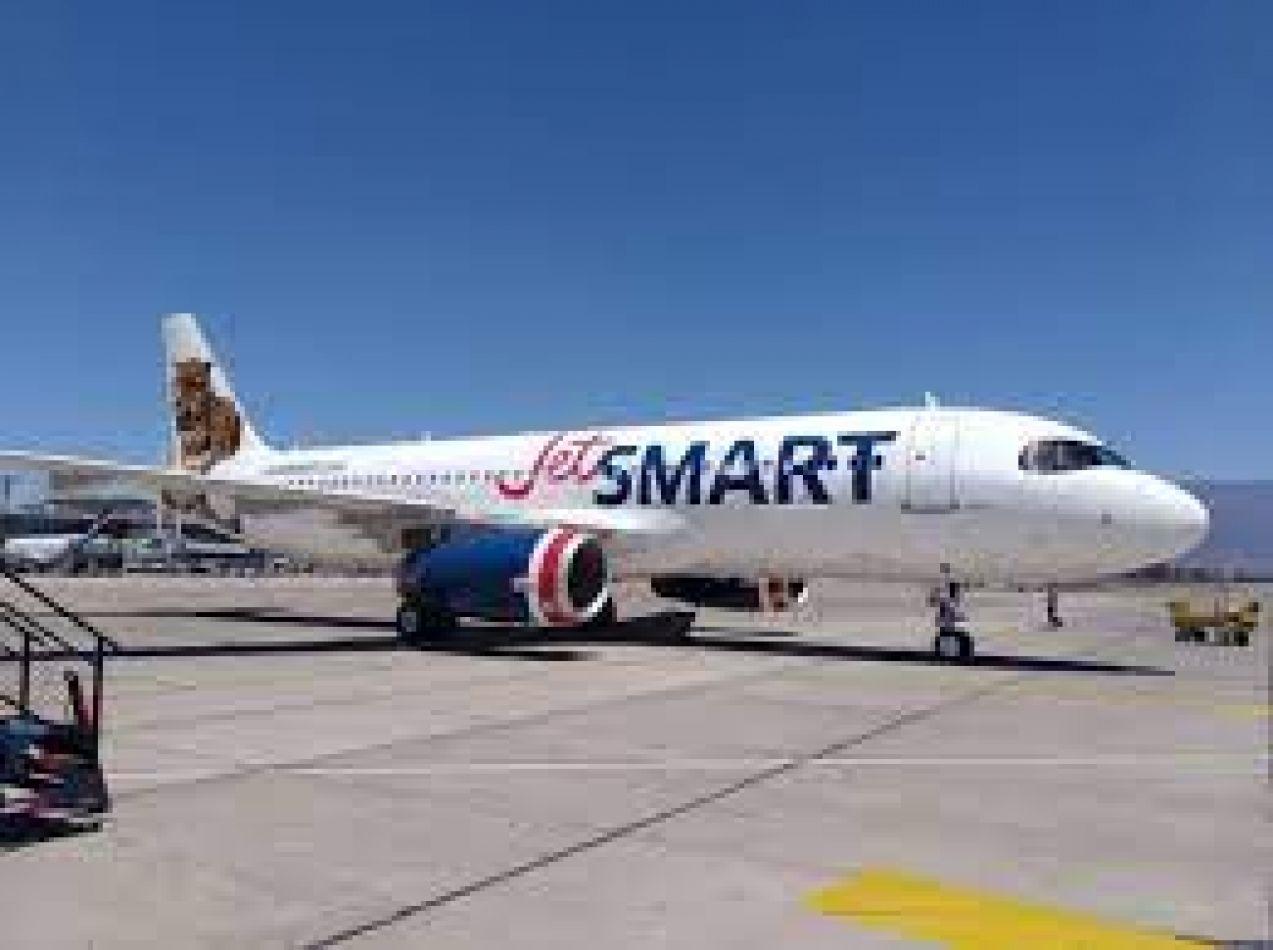 La empresa JetSMART se suma al programa Aliados Estratégicos Salta