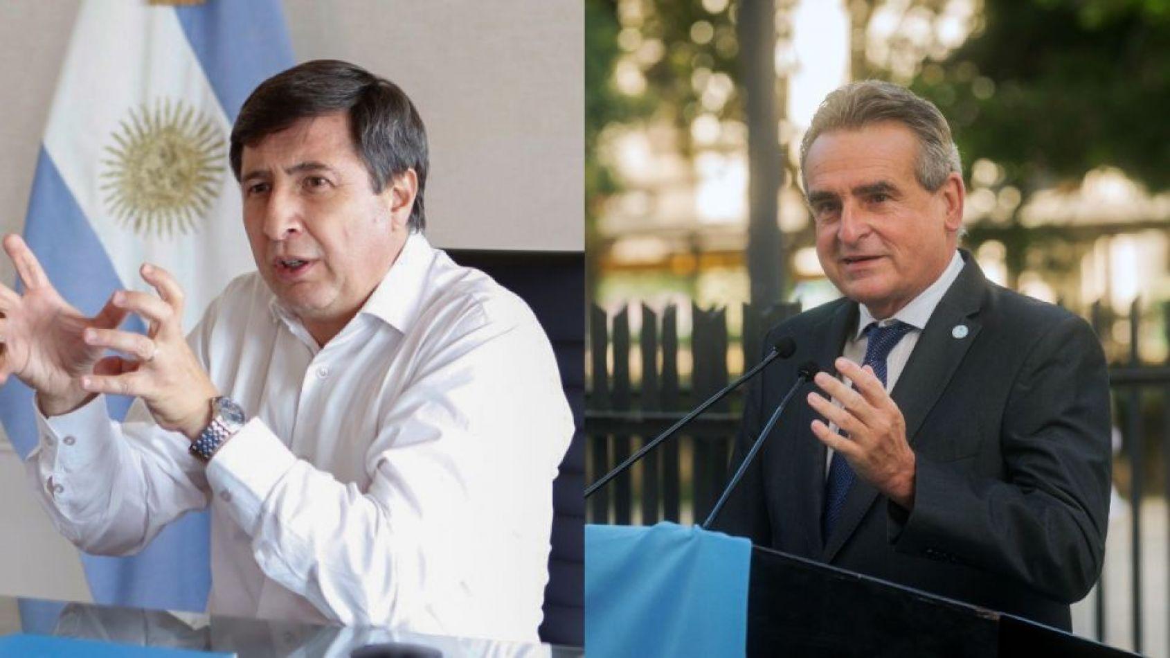 Alberto Fernández anunció que Agustín Rossi y Daniel Arroyo deben renunciar a sus cargos