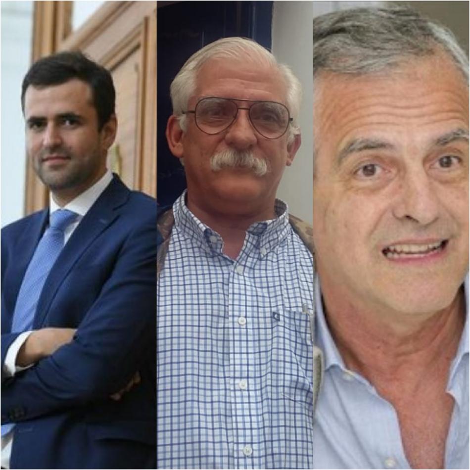 Si se descartan los partidos, y se analizan solo nombres, Emiliano Estrada pica en punta: lo siguen Durand Cornejo y Zapata