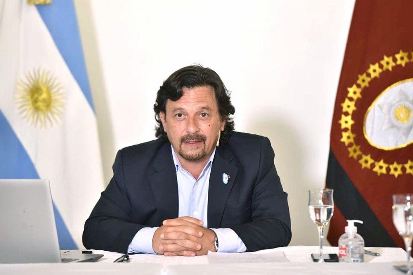 Sáenz se refirió al resultado de las elecciones y dijo que se trata de una enseñanza que deja el pueblo a los gobernantes