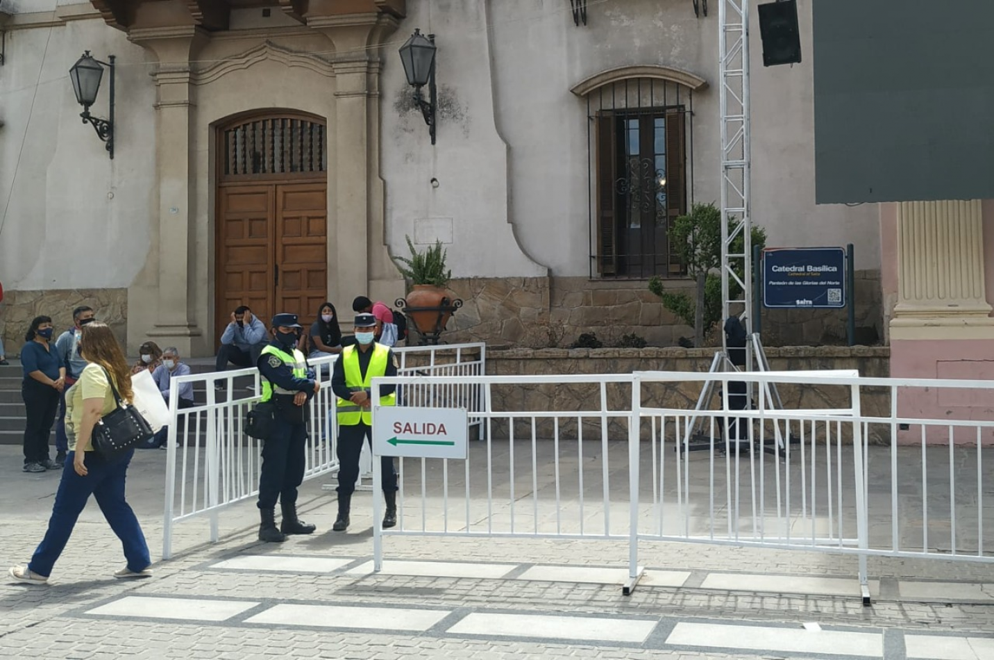 Más de seis mil efectivos policiales afectados a la seguridad de la festividad del Milagro