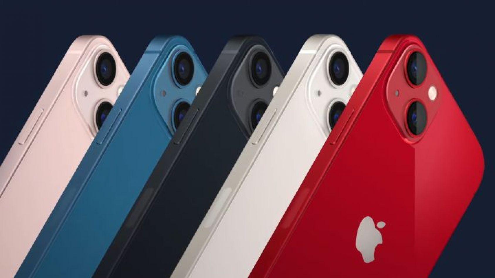 IPhone 13: cuándo llegará a la Argentina y qué precio tendrá