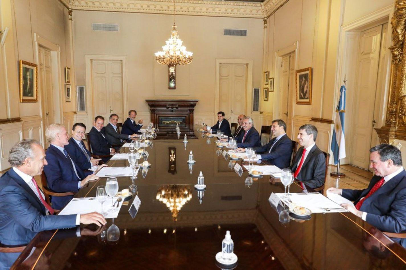 Alberto Fernández dijo que el acuerdo con el FMI se dará a inicios del 2022