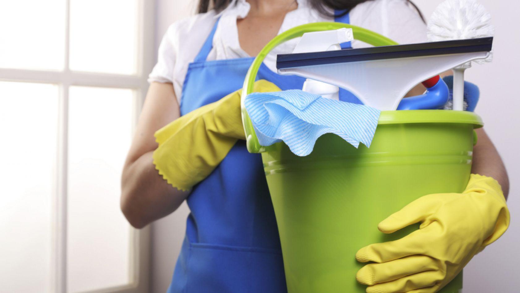 Empleadas domésticas alcanzaron un nuevo acuerdo salarial: cómo queda la escala