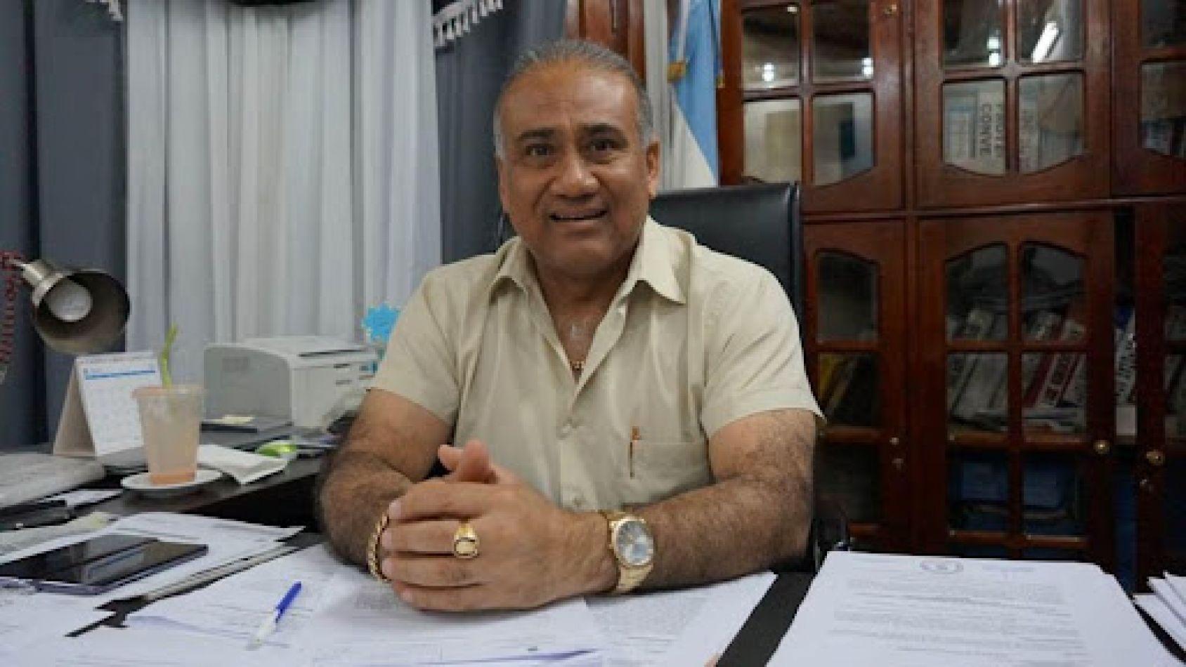 Rubén Méndez pidió una licencia en medio del escándalo